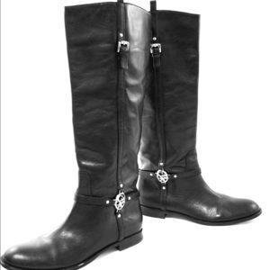 Coach Mulan Riding Boots 👢 Below Knee